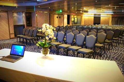 P&O Conference room - Banquet chairs