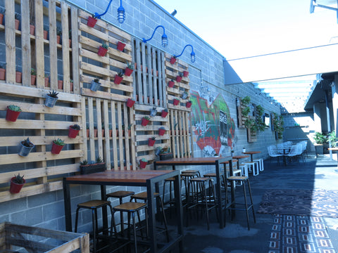 outdoor pub furniture - dry bars