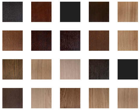 paged timber stain options for A-Dot
