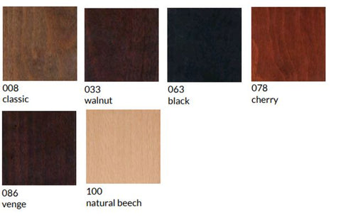 timber stain options