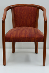 tub chair - commercial club albury original
