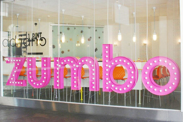 Cafe: Adriano Zumbo - Nufurn Commercial Furniture