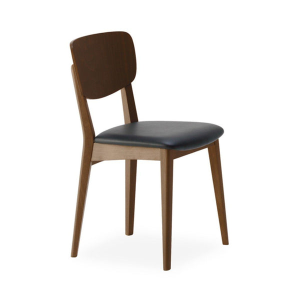 timber dining chair - sibilla