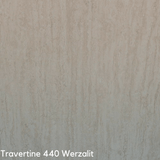 Werzalit Cafe Table Top - TRAVERTINE