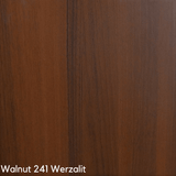 Werzalit Cafe Table Top - Walnut