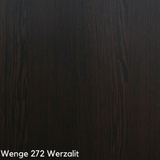 Werzalit Cafe Table Top - Wenge