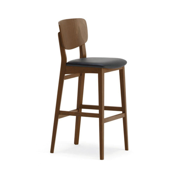 timber bar stool - sibilla