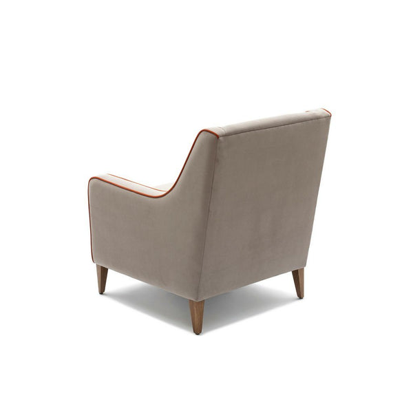 Molmic Kerala Conrad Lounge Chair Nufurn Commercial