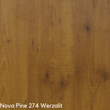 Werzalit Cafe Table Top - Nova pine