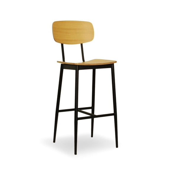 Industrial Bar Stool - Abby