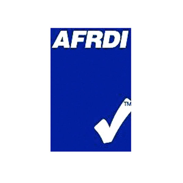 AFRDI Blue Tick Certification - Banquet Chairs - Nufurn Commercial Furniture