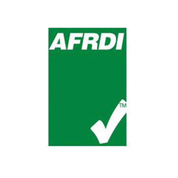 AFRDI Green Tick Certification - Banquet Chairs - Nufurn Commercial Furniture