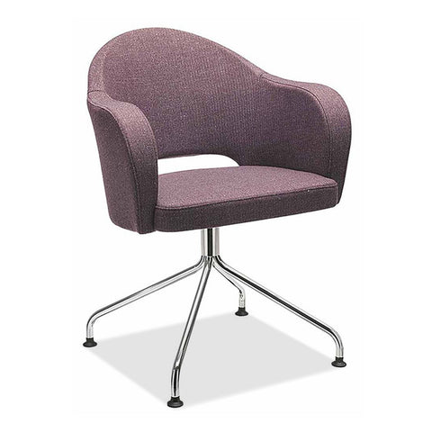 Agatha 048  4 Way Tub Chair by Metalmobil - Education and Training Tub Chair - Nufurn Commercial Furniture
