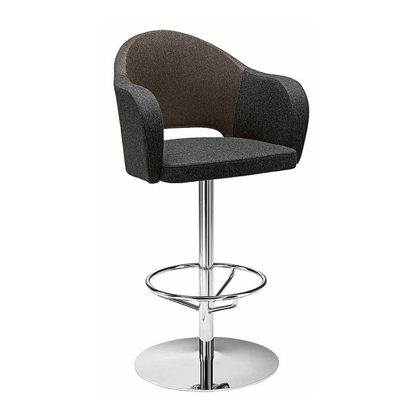 Agatha 383 Swivel Stool by Metalmobil - Stool - Nufurn Commercial Furniture