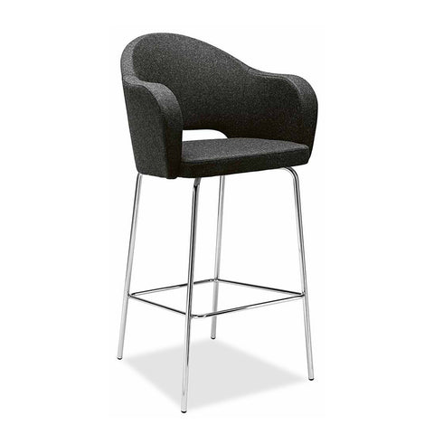 Agatha 384 Stool by Metalmobil - Stool - Nufurn Commercial Furniture