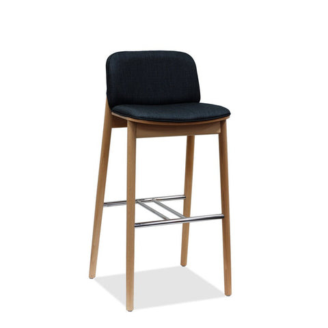 bentwood barstool - Ainslee