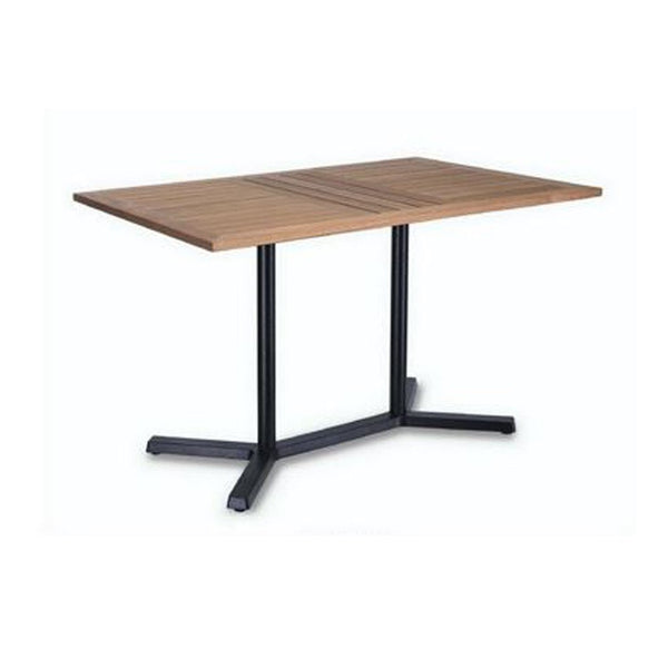 Alpha Restaurant Twin Table Base Nufurn Commercial Furniture