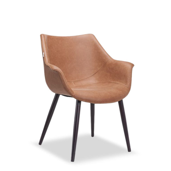 Archer Tub Chair -Timber Legs- Lounge and Dining Chairs - Nufurn Commercial Furniture