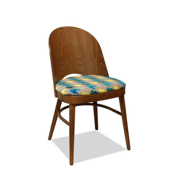 Astrid - Bon Bentwood Chair - Indoor Restaurant Chair - Nufurn Commercial Furniture