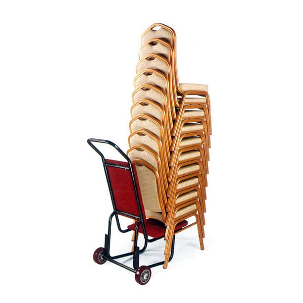 Banquet Chair Trolley: 2 Wheel - Nufurn Commercial Furniture