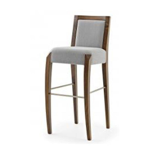 restaurant high back barstool - opera