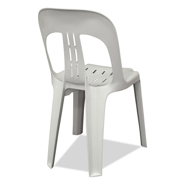 Barrel Plastic Stacking Chairs Nufurn Commercial