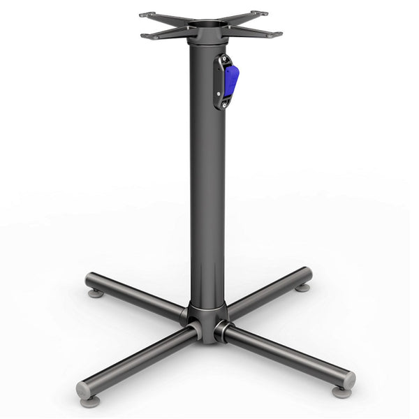 Gyro Belle Folding Table Base