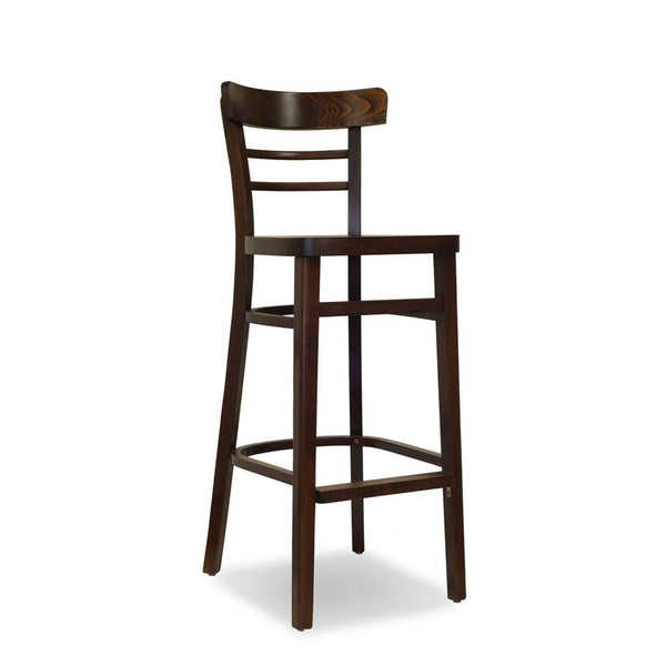 Bello - Bon Bentwood Barstool - Restaurant and Cafe Furniture - Nufurn Commercial Furniture