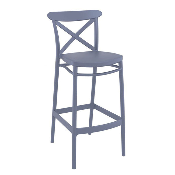 Boho Outdoor Barstool