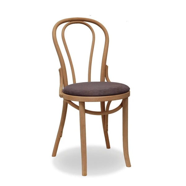 Bon Uno Bentwood Chair Natural Nufurn Commercial Furniture