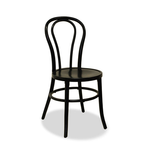 Bon Uno S - Stacking Bentwood Chair - Restaurant and Cafe Chair - Nufurn Commercial Furniture