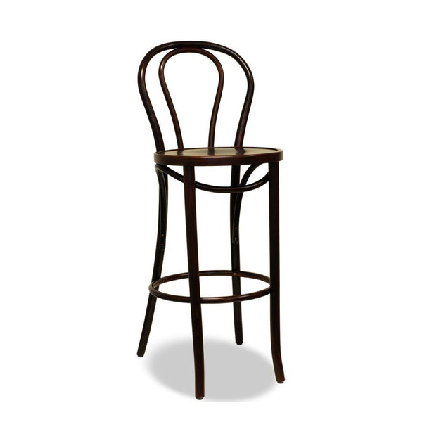 Bon Uno S No.18 Bentwood Bar Stool
