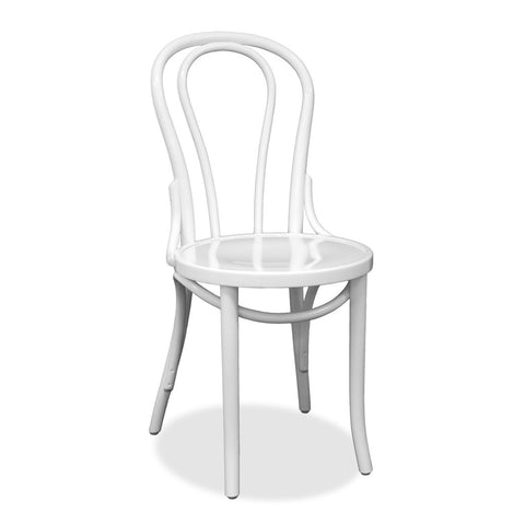 Bentwood chair - White - Bon