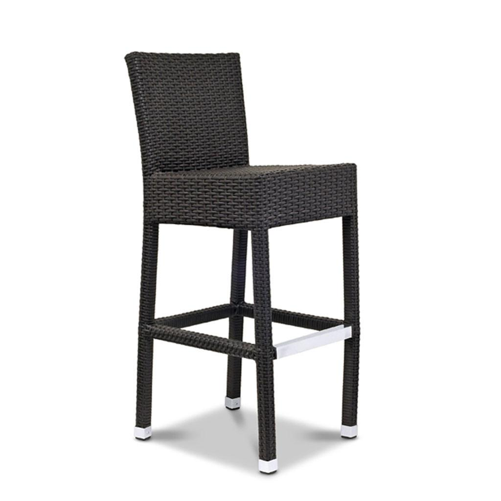 Bondi Barstool with Backrest - Nufurn Commercial Furniture