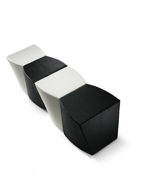 Boom P0008 Ottoman By Metalmobil Nufurn Commercial Furniture