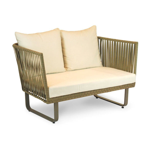 outdoor commercial lounge - camira rattan