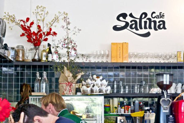 Cafe: Salina Cafe - Nufurn Commercial Furniture