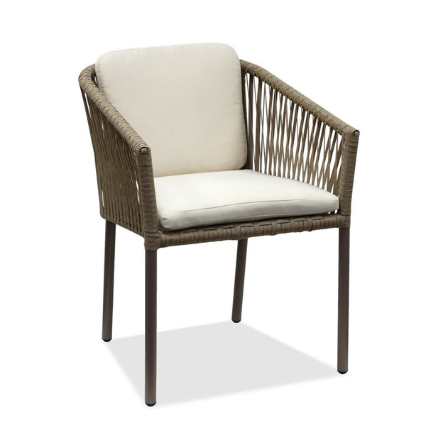 Camira outdoor rattan chair