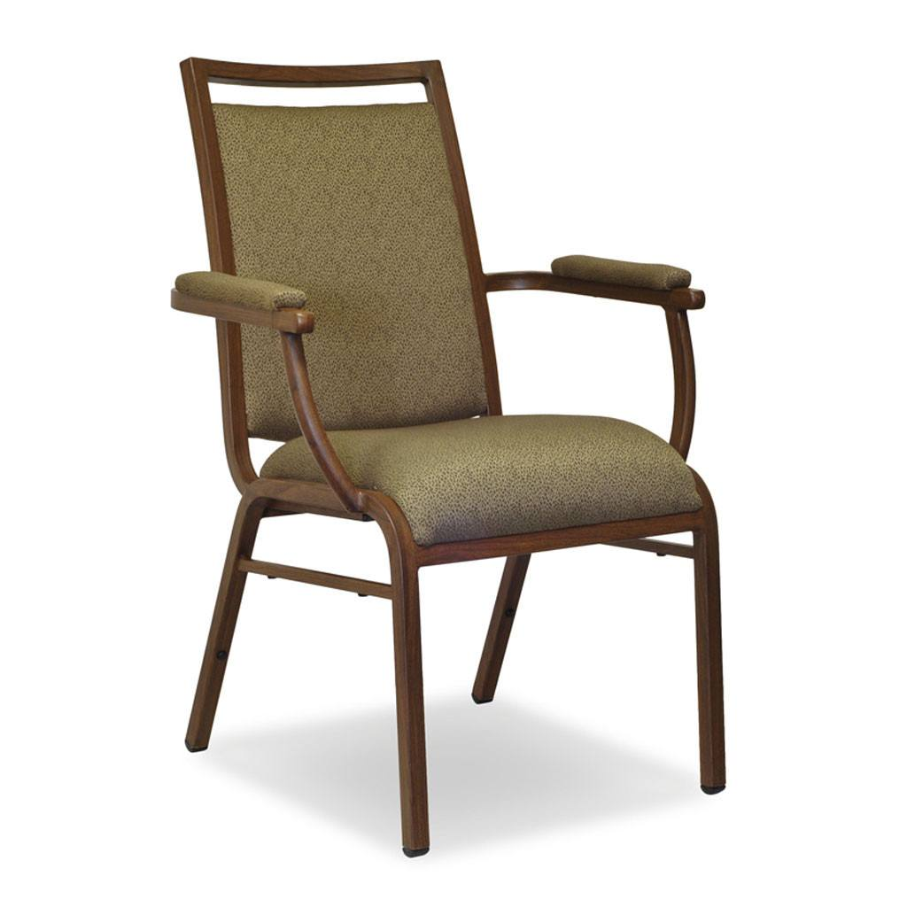 Caversham Status Icon Banquet Arm Chair - Nufurn Commercial Furniture