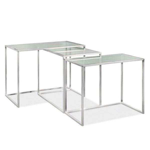 Chameleon Buffet Nesting Tables Nufurn Commercial Furniture