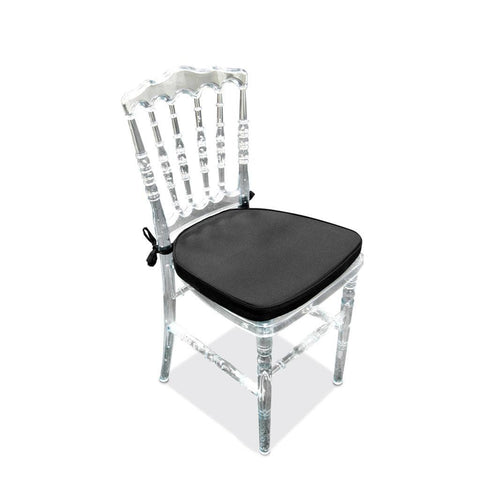 Champagne Cheltenham Chair -  Polycarbonate - Nufurn Commercial Furniture