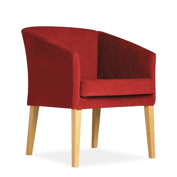 Cheti Tub Chair - Restaurant and Club Tub Chair - Nufurn Commercial Furniture