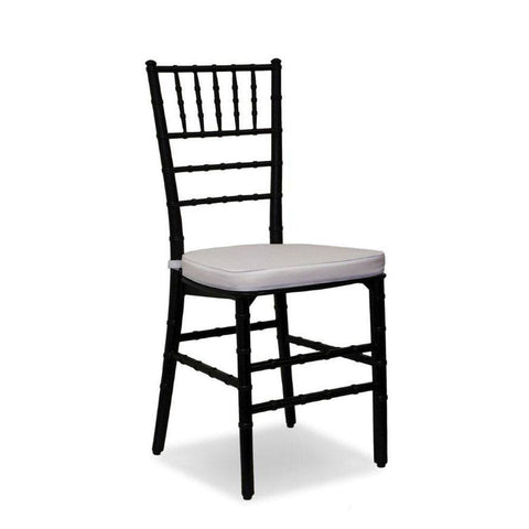 Chiavari ONE Chair - Black - Event Chair - Nufurn Commercial Furniture