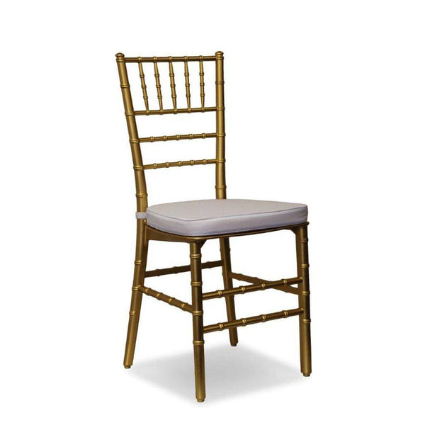 Chiavari ONE Chair - Gold - Event Chair - Nufurn Commercial Furniture