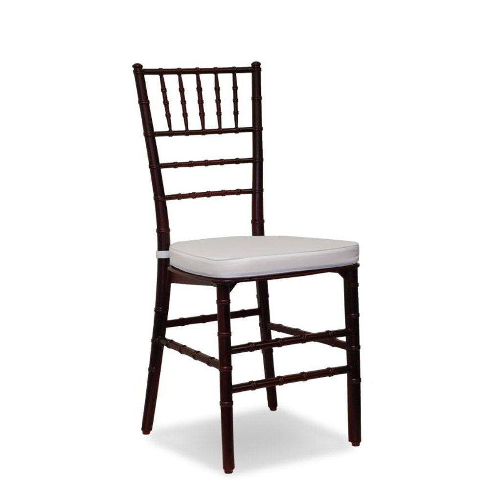 Chiavari ONE Chair - Mahogany - Event Chair - Nufurn Commercial Furniture