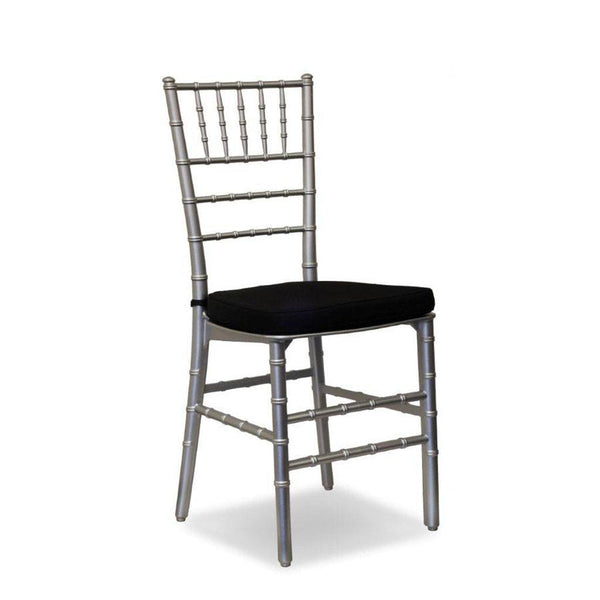 Chiavari ONE Chair - Silver - Event Chair - Nufurn Commercial Furniture