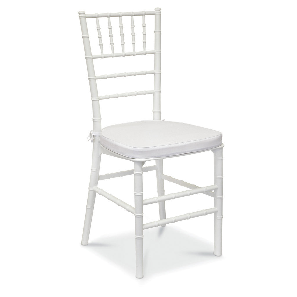 Chiavari ONE Chair  - White - Event Chair - Nufurn Commercial Furniture