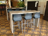 Crowne Dry Bar - Restaurant Tables