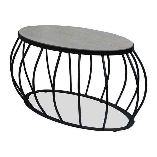 Raj Oval Coffee Table