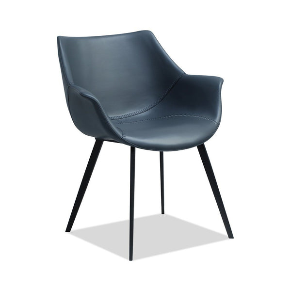 Archer Tub Chair - Metal Legs